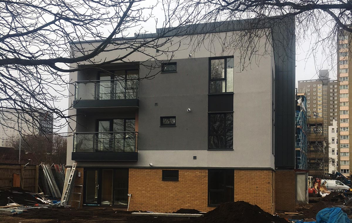 K Rend, K Pro protective Treatment for Render